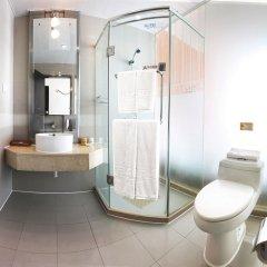 Отель Motel 168 Guangzhou Dadao Inn ванная