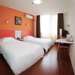 Отель Motel 168 Guangzhou Dadao Inn комната для гостей фото 2
