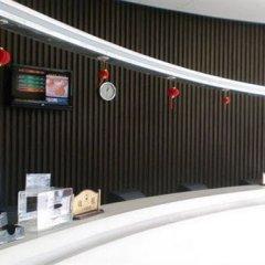 Отель Motel268 Shenzhen Nanshan Qilin Hotel Китай, Шэньчжэнь - отзывы, цены и фото номеров - забронировать отель Motel268 Shenzhen Nanshan Qilin Hotel онлайн интерьер отеля