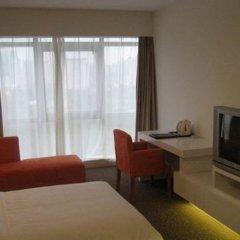 Отель Motel268 Shenzhen Nanshan Qilin Hotel Китай, Шэньчжэнь - отзывы, цены и фото номеров - забронировать отель Motel268 Shenzhen Nanshan Qilin Hotel онлайн удобства в номере фото 2