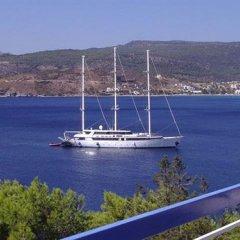 Отель Seaside Village Rooms Греция, Эгина - отзывы, цены и фото номеров - забронировать отель Seaside Village Rooms онлайн балкон