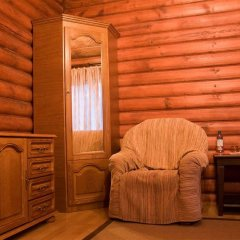 Гостиница Петров Двор Новосибирск комната для гостей фото 3