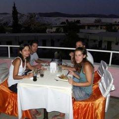 Traverten Thermal Hotel Турция, Памуккале - отзывы, цены и фото номеров - забронировать отель Traverten Thermal Hotel онлайн питание