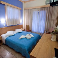 Отель Possidon Греция, Эгина - отзывы, цены и фото номеров - забронировать отель Possidon онлайн комната для гостей