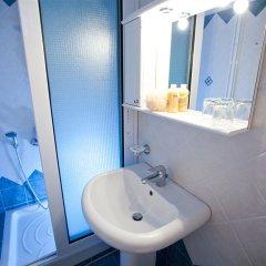 Отель Possidon Греция, Эгина - отзывы, цены и фото номеров - забронировать отель Possidon онлайн ванная фото 2