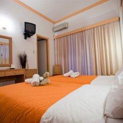 Отель Possidon Греция, Эгина - отзывы, цены и фото номеров - забронировать отель Possidon онлайн комната для гостей фото 5