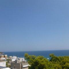 Отель Possidon Греция, Эгина - отзывы, цены и фото номеров - забронировать отель Possidon онлайн пляж фото 2