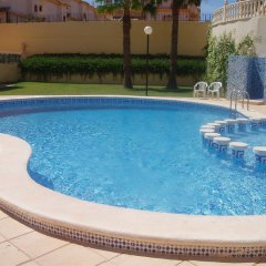 Отель Marbella Golf бассейн