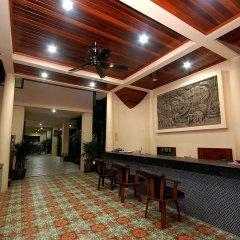 Отель Thai Boutique Resort интерьер отеля