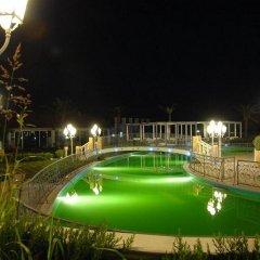 Отель Agriturismo Al Parco Лечче спортивное сооружение