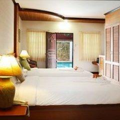 Отель Jang Resort 3* Номер Делюкс разные типы кроватей фото 3