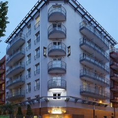 Отель Hipark by Adagio Nice вид на фасад фото 3