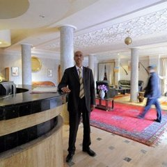 Отель Nadia Марокко, Уарзазат - отзывы, цены и фото номеров - забронировать отель Nadia онлайн фитнесс-зал