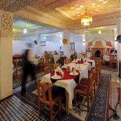 Отель Nadia Марокко, Уарзазат - отзывы, цены и фото номеров - забронировать отель Nadia онлайн питание фото 2