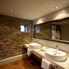 Отель La Garriga de Castelladral ванная фото 2