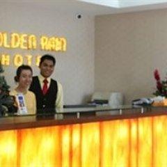 Golden Rain Hotel интерьер отеля фото 2