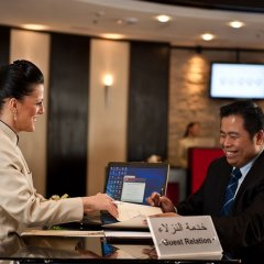 Отель Al Nawras Hotel Apartments ОАЭ, Дубай - 2 отзыва об отеле, цены и фото номеров - забронировать отель Al Nawras Hotel Apartments онлайн интерьер отеля фото 2