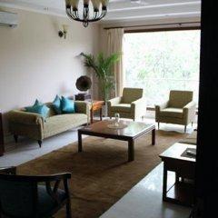 Отель OYO Premium Saket Индия, Нью-Дели - отзывы, цены и фото номеров - забронировать отель OYO Premium Saket онлайн интерьер отеля фото 2