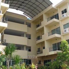 Отель C.A.P Mansion балкон