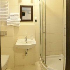 Отель Villa Pallas Польша, Гданьск - отзывы, цены и фото номеров - забронировать отель Villa Pallas онлайн ванная фото 2