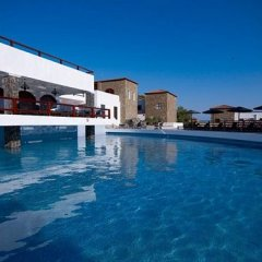 Отель Costa Lindia Beach бассейн фото 2