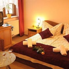Отель Kis Helikon Relax & Luxury Villa Heviz Хевиз комната для гостей фото 2