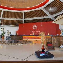 Krystal Hotel & Beach Resort Vallarta интерьер отеля