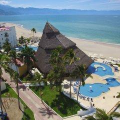 Krystal Hotel & Beach Resort Vallarta пляж фото 2