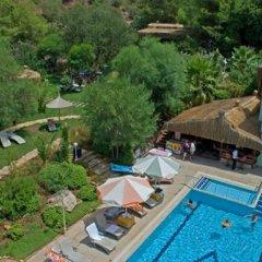 Mersoy Oriental Турция, Ичмелер - отзывы, цены и фото номеров - забронировать отель Mersoy Oriental онлайн бассейн
