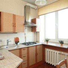 Апартаменты Кварт Киевская Москва мини-кухня в номере