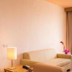Отель Fuerteventura Princess 4* Улучшенный семейный номер разные типы кроватей