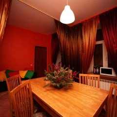Acme Hostel комната для гостей