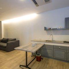 DARA Hotel мини-кухня в номере