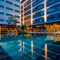DARA Hotel открытый бассейн