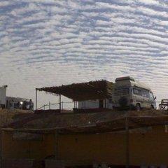 Отель Bedouin Moon Village балкон