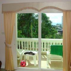 Отель Eden Resort балкон фото 2