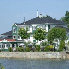 Отель Auberge La Goeliche Канада, Орлеан - отзывы, цены и фото номеров - забронировать отель Auberge La Goeliche онлайн пляж фото 2