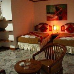 Отель Paradise Beach Resortel комната для гостей фото 2
