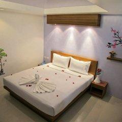Отель Paradise Beach Resortel комната для гостей
