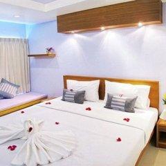 Отель Paradise Beach Resortel комната для гостей фото 4