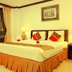 Отель Areca Resort & Spa сейф в номере
