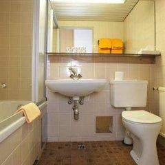 Отель Atlas Hotel Vienna Австрия, Вена - отзывы, цены и фото номеров - забронировать отель Atlas Hotel Vienna онлайн ванная
