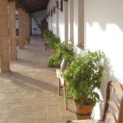 Отель Cortijo Mesa de la Plata парковка