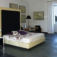 Отель Kursaal Tonnara Италия, Палермо - отзывы, цены и фото номеров - забронировать отель Kursaal Tonnara онлайн комната для гостей фото 2