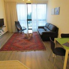 The Diaghilev Live Art Suites Hotel комната для гостей