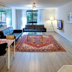 The Diaghilev Live Art Suites Hotel жилая площадь