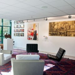 The Diaghilev Live Art Suites Hotel лобби фото 2