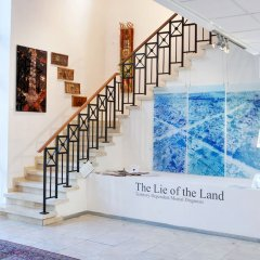 The Diaghilev Live Art Suites Hotel ресепшен