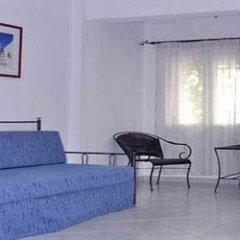 Отель Andreas Греция, Агистри - отзывы, цены и фото номеров - забронировать отель Andreas онлайн комната для гостей фото 3