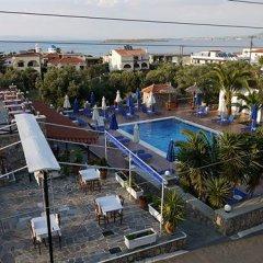 Отель Andreas Греция, Агистри - отзывы, цены и фото номеров - забронировать отель Andreas онлайн балкон